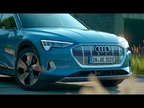 Audi e-tron Electric SUV | Exterior, Interior, Charging