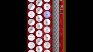 El tierno se fue(calibre50)-tutorial melodeon
