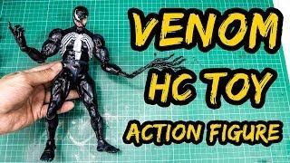 Venom Haocaitoy Action Figure Review By Toytrick  รีวิวของเล่น เวน่อม