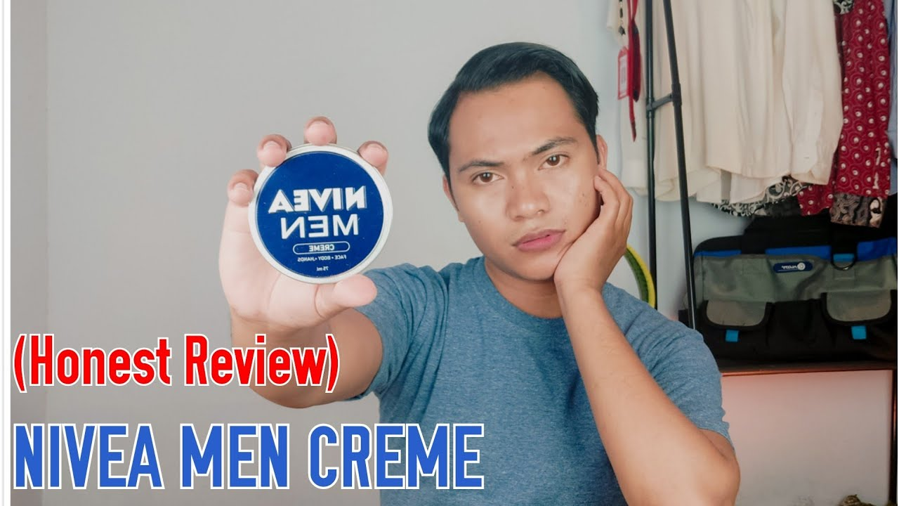 (Honest Review) NYOBAIN NIVEA MEN CREME SELAMA 2 MINGGU