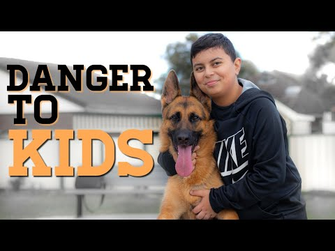 are-german-shepherds-good-with-children