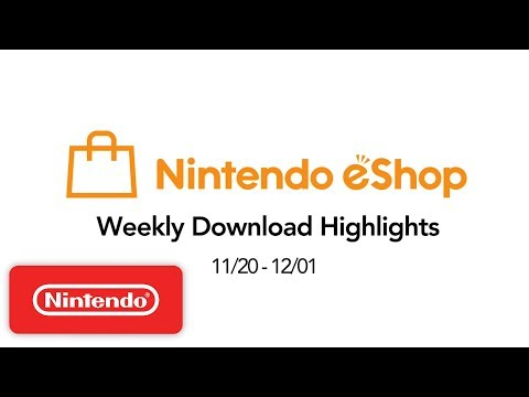 Nintendo eShop Weekly Highlights 11.30.2017