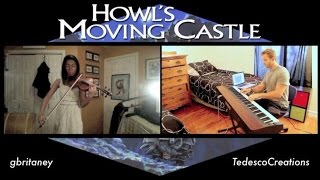 Howls Moving Castle - The Promise to The World
