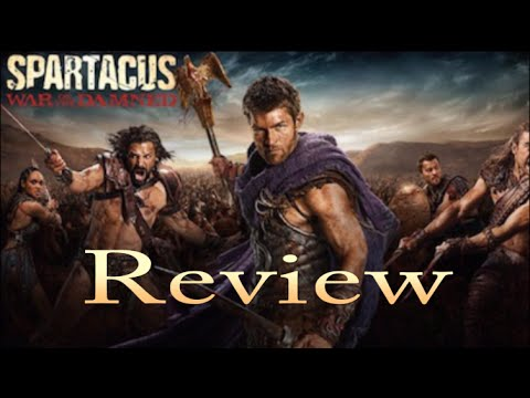 spartacus season 3 war of the damned (2013)