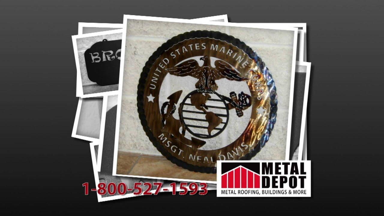Metal Depot - Art
