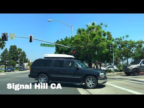 🔴  Signal Hill Realtor Driving Tour 4K