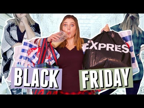 Huge Black Friday Try On Haul 2018!