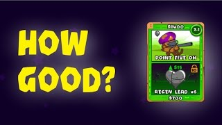 Card Battles E6: How Good is the Five Point Oh Sniper Card? (Bloons TD Battles)
