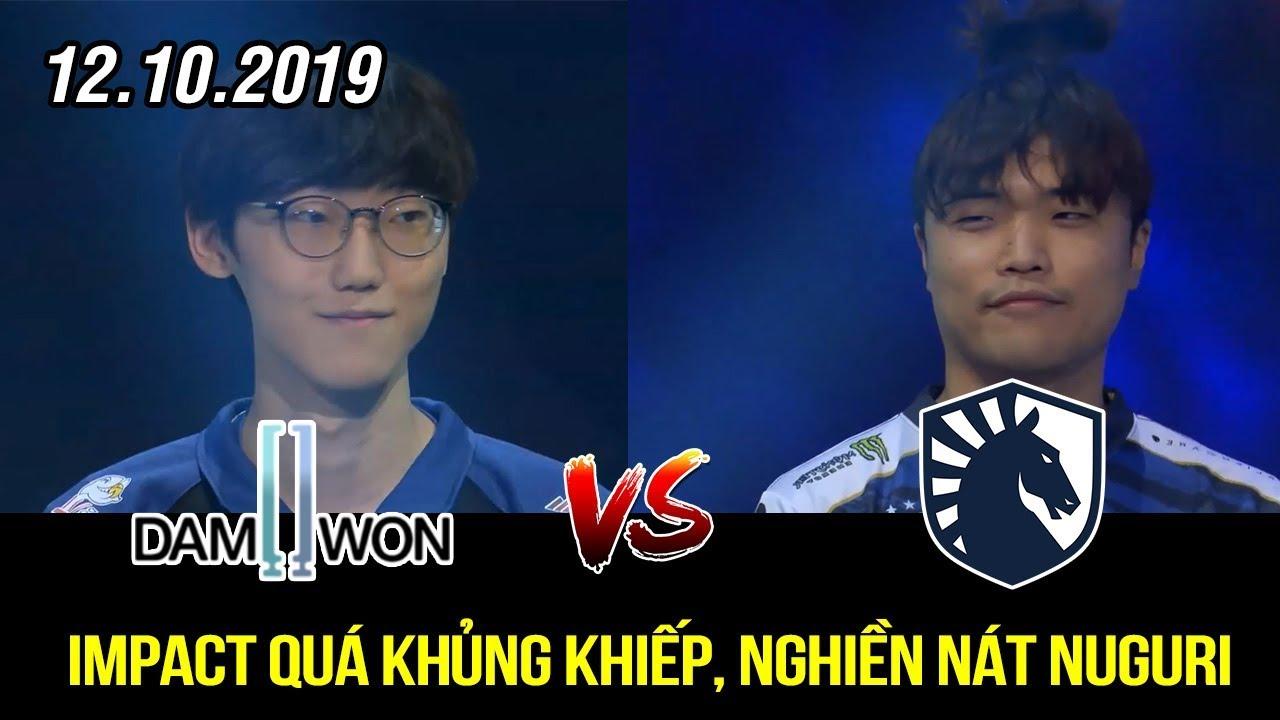 [CKTG 2019] DWG vs TL Highlights | Impact thi đấu quá khủng khiếp, hủy diệt hoàn toàn Nuguri