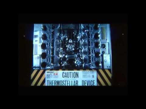 Dark Star Scene - die Bombe - Science Fiction 1974