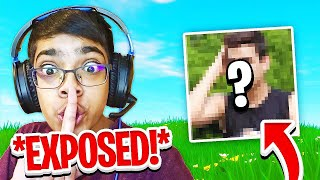 My Cousin Exposed my Face Reveal... (I'm Ugly)