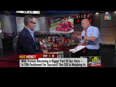 Tom Hayes on CNBC's Mad Money