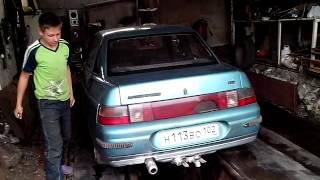 Заезд в гараж с 1 раза по габоритам.