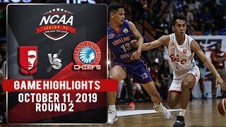 EAC vs. AU - October 11, 2019 | Game Highlights | NCAA 95 MB