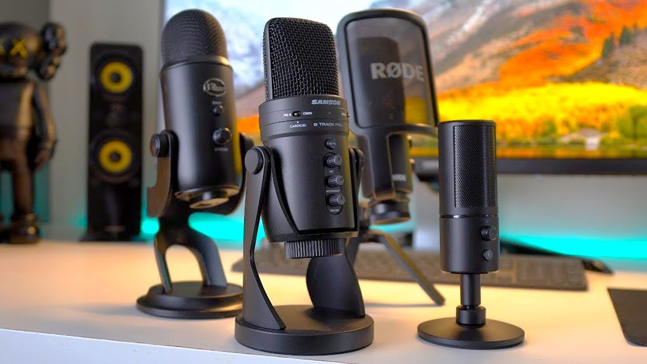 5 Best Mic For Gaming 2020 - YouTube