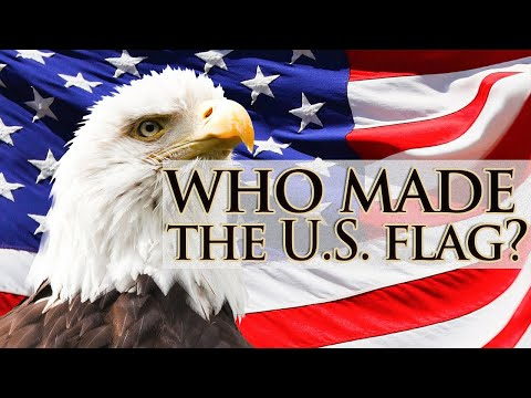 Who Made The American Flag? | Myth Stories