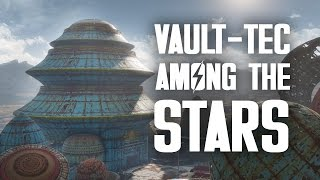 The Full Story of Vault-Tec Among the Stars - Fallout 4 Nuka World Lore
