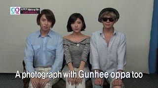 Global We Got Married S2 EP15 Making Film (Super Junior Heechul & Puff) 140716 (슈퍼주니어 김희철 & 곽설부)