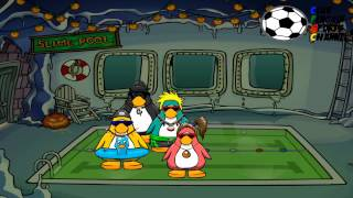 The Club Penguin Summer Olympics 2012™ - Swimming Races - Part 4
