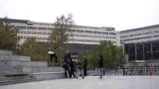 Mike Mo 5 Blocs Switch Flip Paris Bercy.