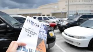 26. Жизнь в США - Правила дорожного движения Флорида, прохождение теста ПДД онлайн под видео(Ссылки на полезное видео о сдаче на водительские права: http://www.youtube.com/watch?v=AC27XsdNbUk http://www.youtube.com/watch?v=ZpQr6Hs5dkI ..., 2013-07-19T23:07:27.000Z)