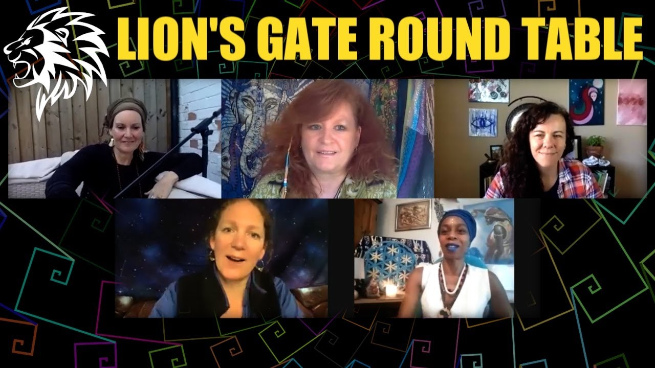 Lion's Gate Round Table