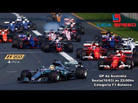 Formula 1 - Cat. Balance F1 2017 Round #4 - GP da AUSTRALIA
