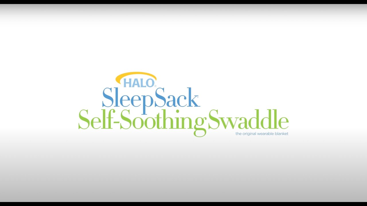 best sneakers 86350 2b00e HALO® SleepSack® self-soothing swaddle promotes self-soothing & reduces the  startle reflex.