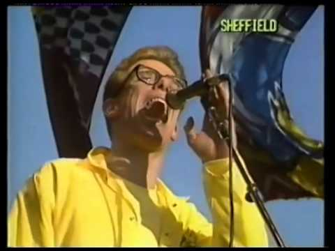 Proclaimers : Sport Aid 88 - I'm Gonna Be 500 Miles - Letter from America
