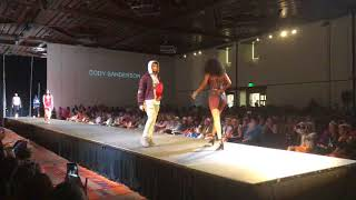 Santa Fe Indian Market 2018 - Haute Couture Fashion Show - Cody Sanderson