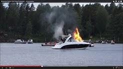 Midsummer Bonfire  Finland Punkaharju ~ Juhannuskokko