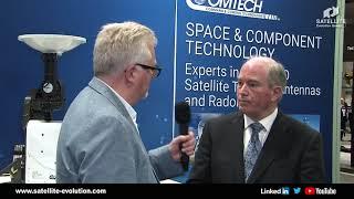 SatTV talks to Comtech Command & Control