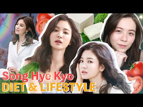 I Become SONG HYE KYO (K-Star) For A Day! Diet & Lifestyle \\ JQLeeJQ