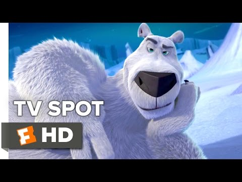 Norm of the North TV SPOT - Party Animal (2015) - Heather Graham, Bill Nighy Movie HD