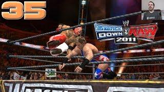 WWE SmackDown vs. Raw 2011: Road to WrestleMania #35
