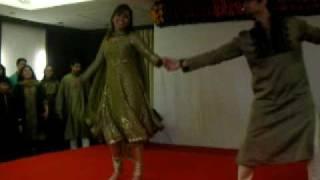 Amazing zubi zubi dance by Ketaki and Rocky.MOV