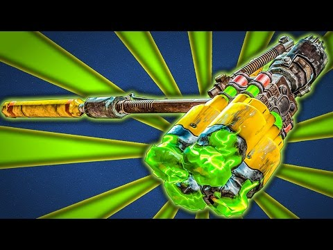 Fallout 4 - Atom's Judgement - Unique Far Harbor Weapon Guide