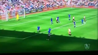 vuclip Sunderland vs Leicester City 0 - 2 Vardy Goal