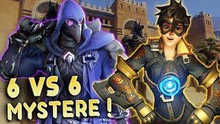 OVERWATCH FR 6 Contre 6 En Héros Mystère PS4 Pro