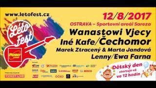 LÉTOFEST OSTRAVA 12.8.2017 - pozvánka