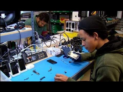 Канада 621: О работе сервисных центров по ремонту электроники