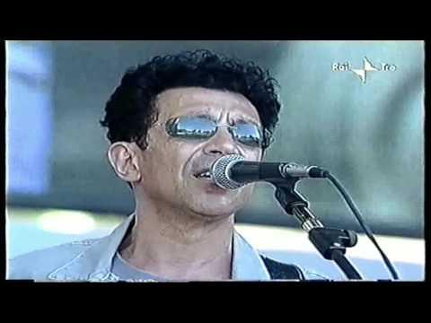 Edoardo Bennato - 1° maggio 2002 - Roma.