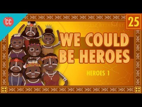 The Hero's Journey and the Monomyth: Crash Course World Mythology #25