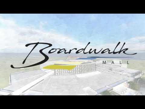 Boardwalk Mall Architectural Fly Thru