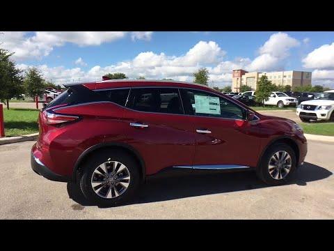 2018 Nissan Murano San Marcos, Hays County, New Braunfels, Austin, Travis  County, TX 2180024