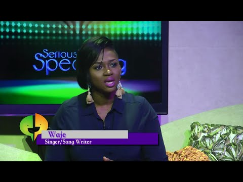 One On One With WAJE | Seriously Speaking