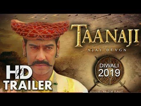 TANAJI | Ajay Devgan Movie Taanaji First Look Poster Launch :  #Taanaji