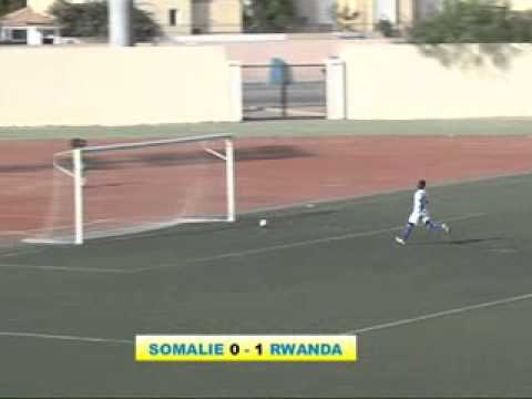 U23 Rwanda Vs Somalia 2015 part 1