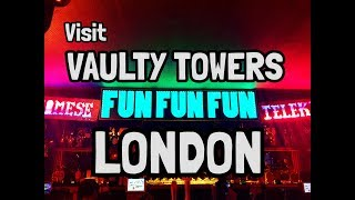 Vaulty Towers London | Talia and Scotland