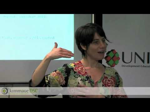 Eve Bratman - Too Little Too Late? Challenges and Opportunities with the SDGs